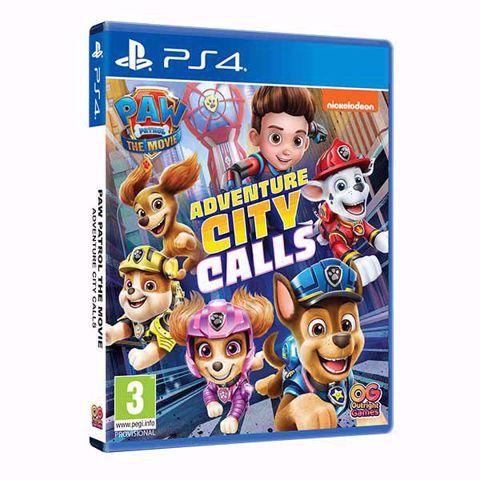 משחק לסוני 4 | משחק לפלייסטיישן 4 | PAW Patrol Adventure City Calls PS4