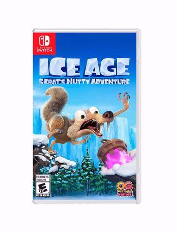 משחק לנינטנדו סוויץ | עידן הקרח | Ice Age : Scart's Nutty Adventure Switch