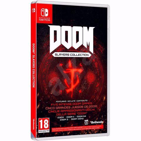 משחק לנינטנדו סוויץ   Doom: Slayers Collection Switch