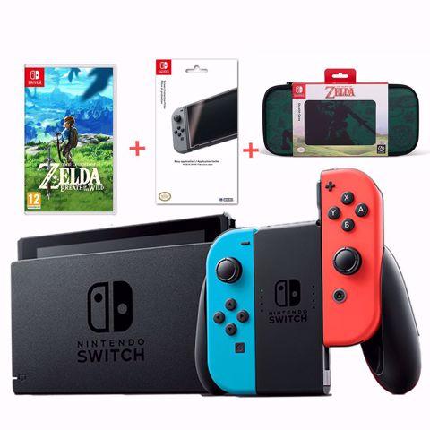 חבילת זלדה נינטנדו סוויץ | Nintendo Switch Bundle |  ניטנדו סוויץ בפאן פה