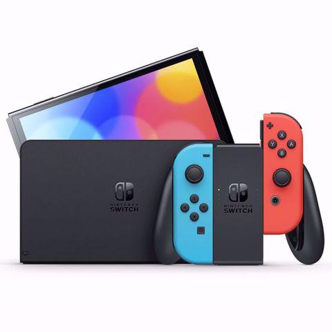 נינטנדו סוויץ או-לד | Nintendo Switch Oled Neon | נינטנדו סוויץ יבואן רישמי