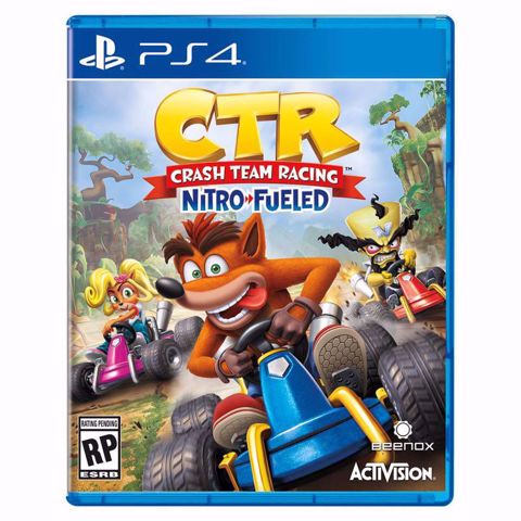 CTR Crash Team Racing: Nitro Fueled Ps4