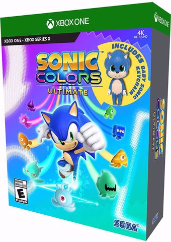 Sonic Colors Ultimate Xbox