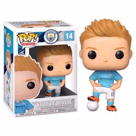 בובת פופ   כדורגל   Funko Pop - Kevin De Bruyne (Man City) 14